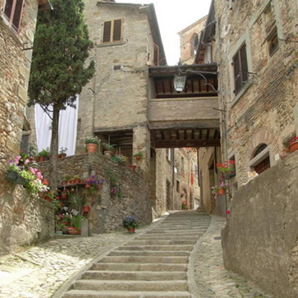Un punto di partenza - Molenda Bed&Breakfast - Città di Castello